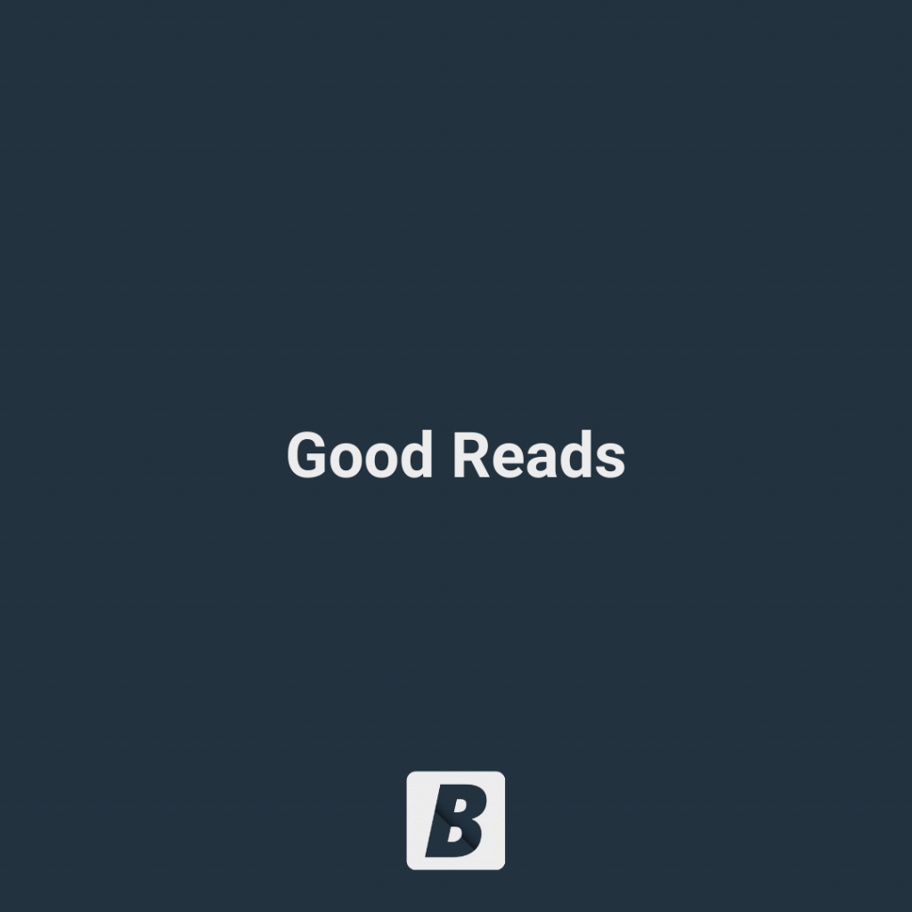 Good Reads image